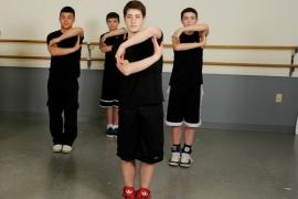 Boys Strength
