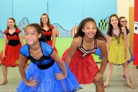 Summer Camp dance classes gotta dance