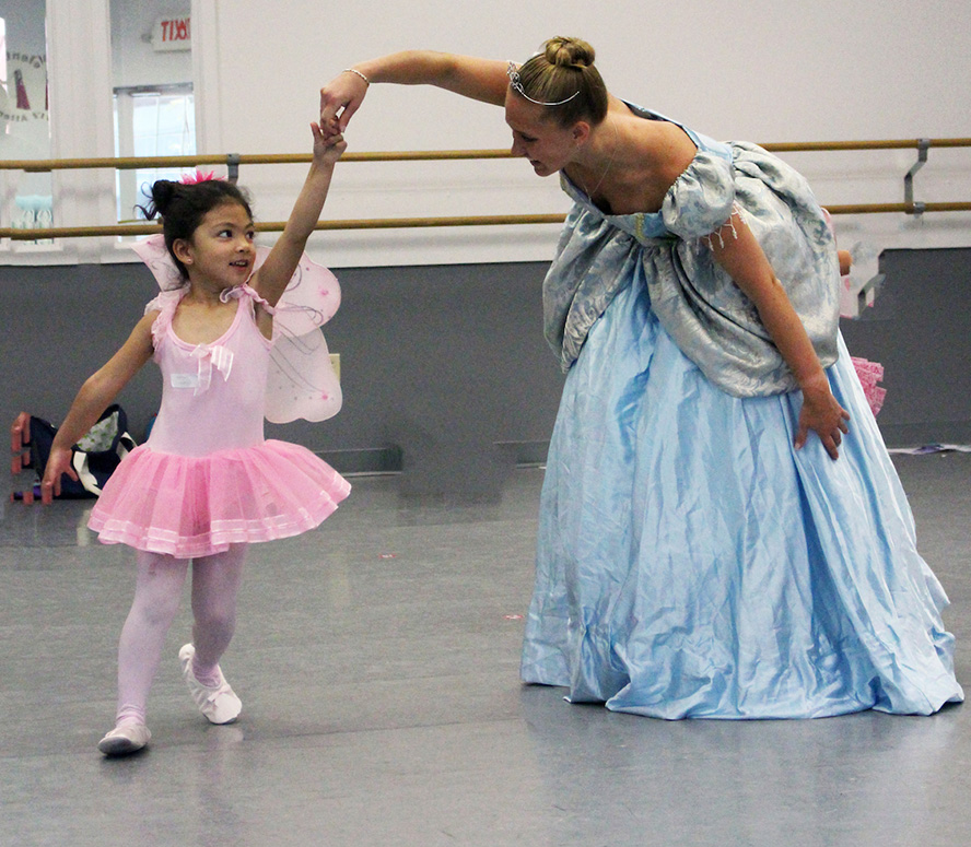 Dance with a Princess