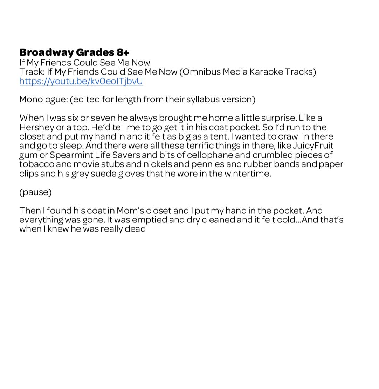 Broadway Dance Classes | Gotta Dance | Classes in Jersey