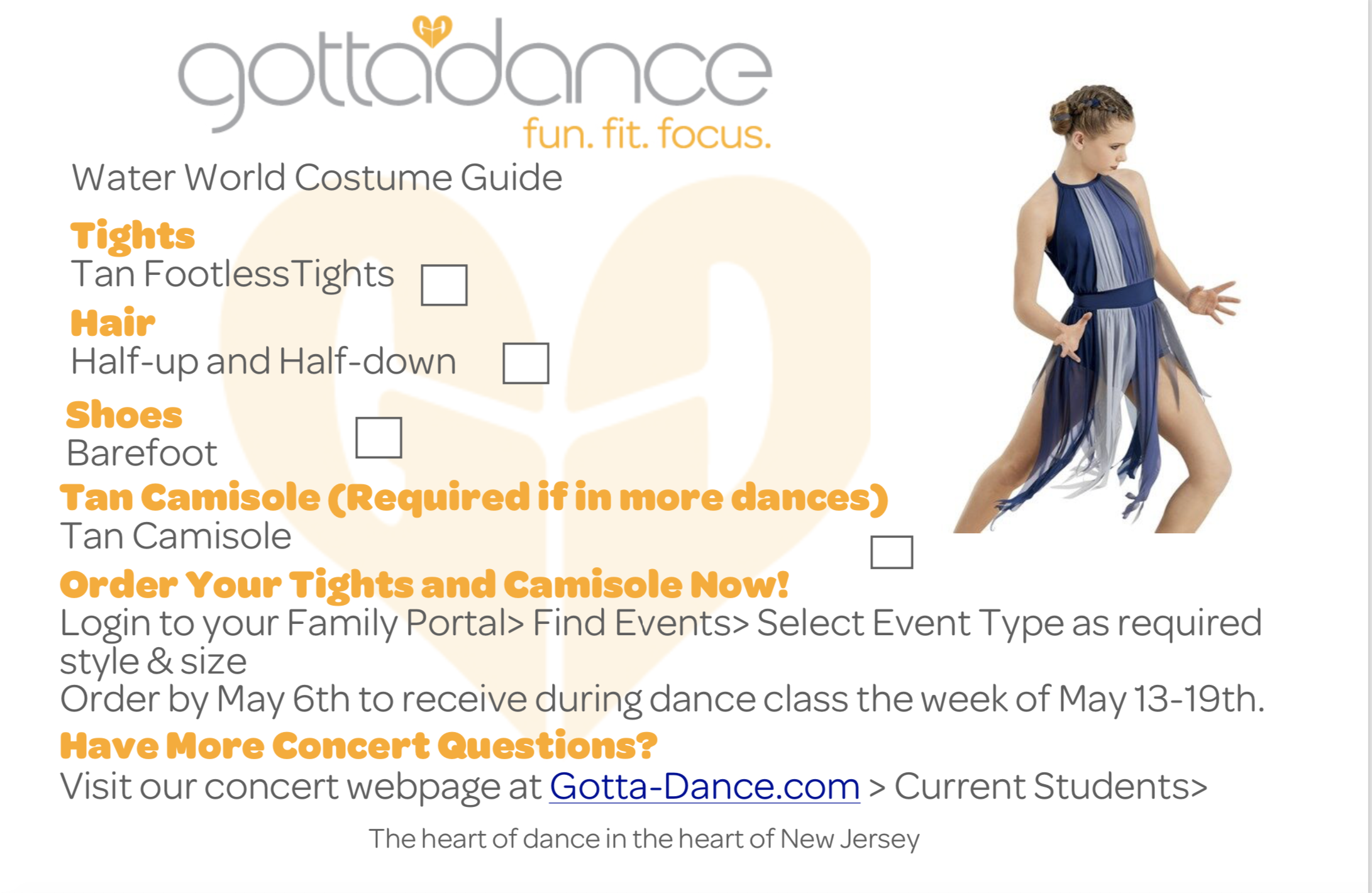 GottaDance|Annual Concert|Basking Ridge Branchburg